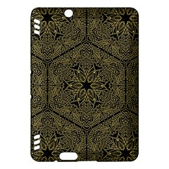 Texture Background Mandala Kindle Fire Hdx Hardshell Case