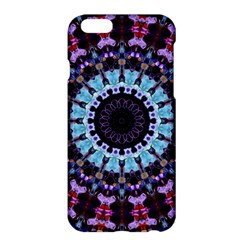 Kaleidoscope Shape Abstract Design Apple Iphone 6 Plus/6s Plus Hardshell Case