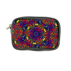 Kaleidoscope Pattern Ornament Coin Purse