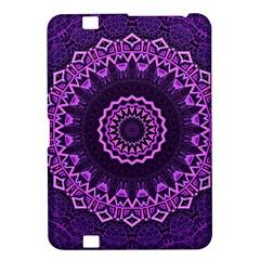 Mandala Purple Mandalas Balance Kindle Fire Hd 8 9