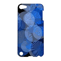 Circle Rings Abstract Optics Apple Ipod Touch 5 Hardshell Case