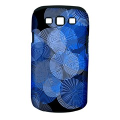 Circle Rings Abstract Optics Samsung Galaxy S Iii Classic Hardshell Case (pc+silicone)