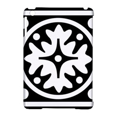 Mandala Pattern Mystical Apple Ipad Mini Hardshell Case (compatible With Smart Cover)