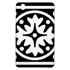 Mandala Pattern Mystical Samsung Galaxy Tab Pro 8 4 Hardshell Case