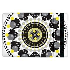Mandala Geometric Design Pattern Ipad Air Flip
