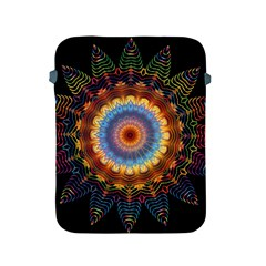 Colorful Prismatic Chromatic Apple Ipad 2/3/4 Protective Soft Cases