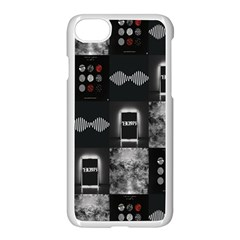 Twenty One Pilots Blurryface Arctic Monkeys Am Apple Iphone 8 Seamless Case (white)