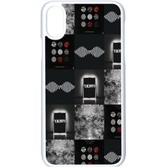 Twenty One Pilots Blurryface Arctic Monkeys Am Apple Iphone X Seamless Case (white)