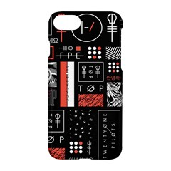 Twenty One Pilots Poster Apple Iphone 8 Hardshell Case