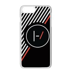 Twenty One Pilots Poster Apple Iphone 8 Plus Seamless Case (white)