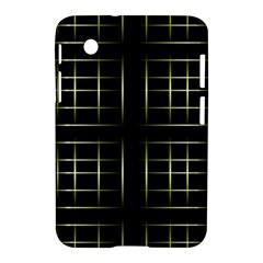 Background Texture Pattern Samsung Galaxy Tab 2 (7 ) P3100 Hardshell Case