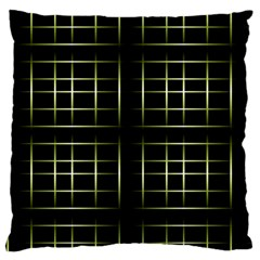 Background Texture Pattern Large Flano Cushion Case (one Side)