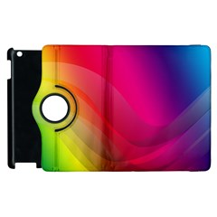 Background Wallpaper Design Texture Apple Ipad 2 Flip 360 Case