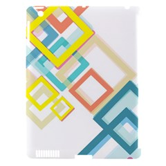 The Background Wallpaper Design Apple Ipad 3/4 Hardshell Case (compatible With Smart Cover)