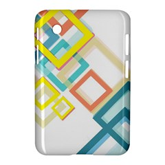 The Background Wallpaper Design Samsung Galaxy Tab 2 (7 ) P3100 Hardshell Case