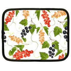 Juicy Currants Netbook Case (large)