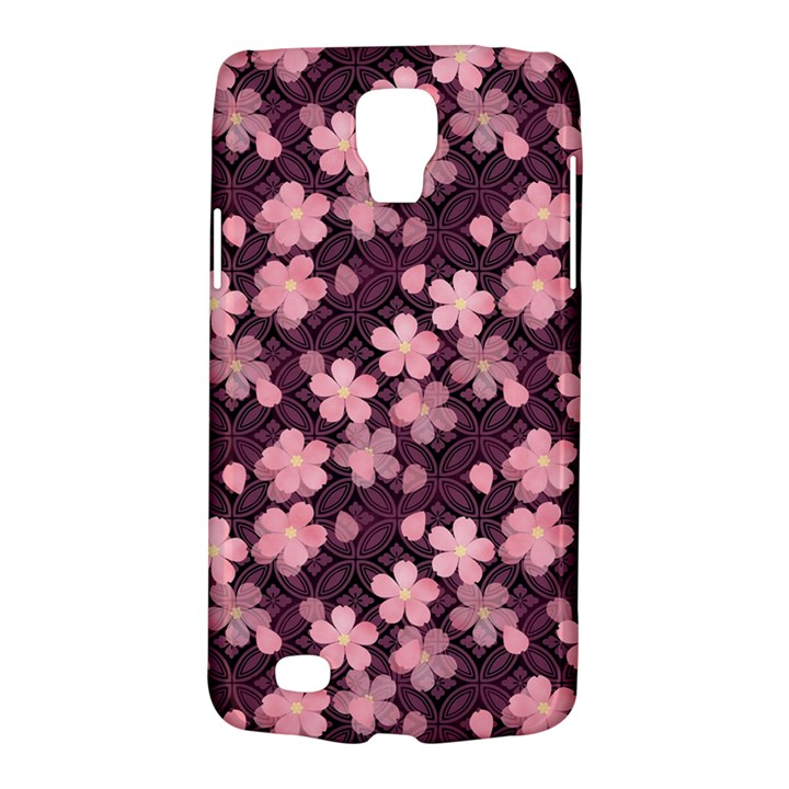 Cherry Blossoms Japanese Style Pink Galaxy S4 Active