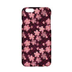 Cherry Blossoms Japanese Style Pink Apple Iphone 6/6s Hardshell Case