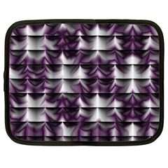 Background Texture Pattern Netbook Case (large)