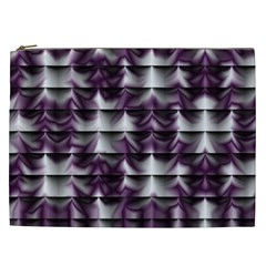 Background Texture Pattern Cosmetic Bag (xxl)