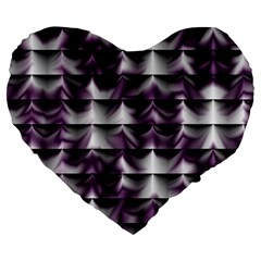 Background Texture Pattern Large 19  Premium Flano Heart Shape Cushions