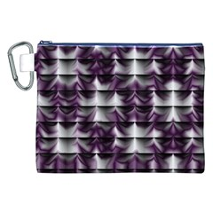 Background Texture Pattern Canvas Cosmetic Bag (xxl)