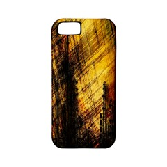 Refinery Oil Refinery Grunge Bloody Apple Iphone 5 Classic Hardshell Case (pc+silicone)