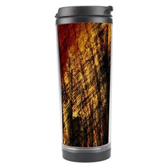 Refinery Oil Refinery Grunge Bloody Travel Tumbler