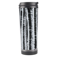Row Trees Nature Birch Travel Tumbler