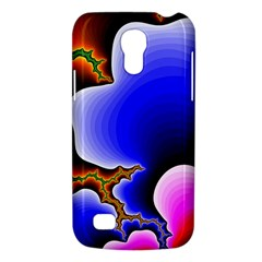 Fractal Background Pattern Color Galaxy S4 Mini