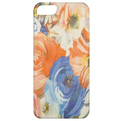 Texture Fabric Textile Detail Apple Iphone 5 Classic Hardshell Case