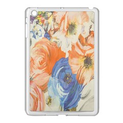 Texture Fabric Textile Detail Apple Ipad Mini Case (white)