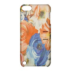 Texture Fabric Textile Detail Apple Ipod Touch 5 Hardshell Case With Stand