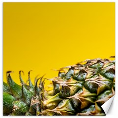 Pineapple Raw Sweet Tropical Food Canvas 20  X 20