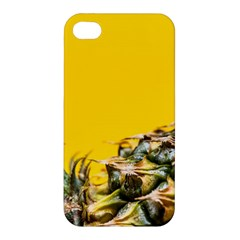Pineapple Raw Sweet Tropical Food Apple Iphone 4/4s Hardshell Case