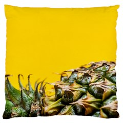 Pineapple Raw Sweet Tropical Food Large Cushion Case (two Sides)