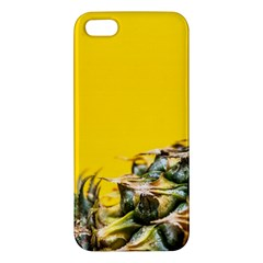 Pineapple Raw Sweet Tropical Food Apple Iphone 5 Premium Hardshell Case