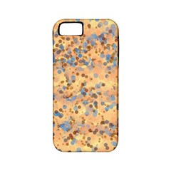 Background Abstract Art Apple Iphone 5 Classic Hardshell Case (pc+silicone)