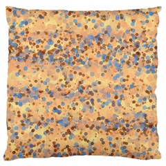 Background Abstract Art Large Flano Cushion Case (two Sides)