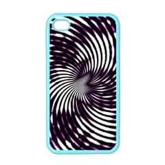 Background Texture Pattern Apple Iphone 4 Case (color)