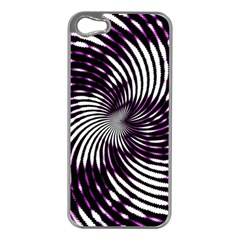 Background Texture Pattern Apple Iphone 5 Case (silver)