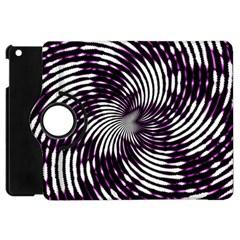 Background Texture Pattern Apple Ipad Mini Flip 360 Case