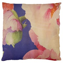 Fabric Textile Abstract Pattern Large Cushion Case (two Sides)