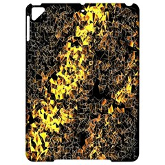 The Background Wallpaper Gold Apple Ipad Pro 9 7   Hardshell Case