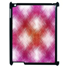 Background Texture Pattern 3d Apple Ipad 2 Case (black)