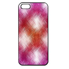 Background Texture Pattern 3d Apple Iphone 5 Seamless Case (black)