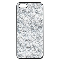 Pattern Background Old Wall Apple Iphone 5 Seamless Case (black)