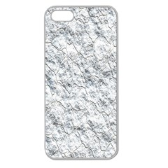 Pattern Background Old Wall Apple Seamless Iphone 5 Case (clear)