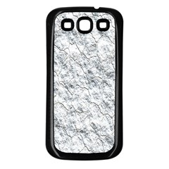 Pattern Background Old Wall Samsung Galaxy S3 Back Case (black)