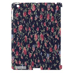 Pattern Flowers Pattern Flowers Apple Ipad 3/4 Hardshell Case (compatible With Smart Cover)